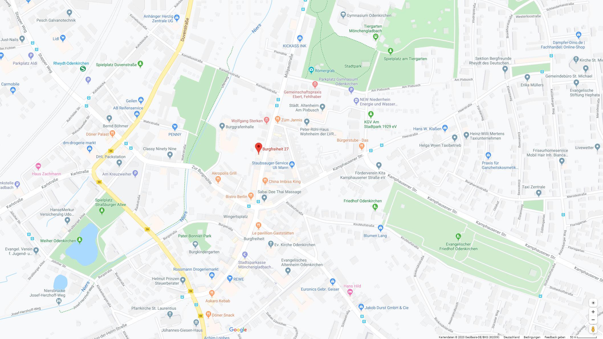 Finanzschmied Baufinanzierungsberatung Mönchengladbach