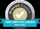 Baufinanzierung Mönchengladbach Zertifikat Siegel